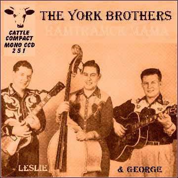 The York Brothers - Hamtramck Mama = Cattle CCD 251