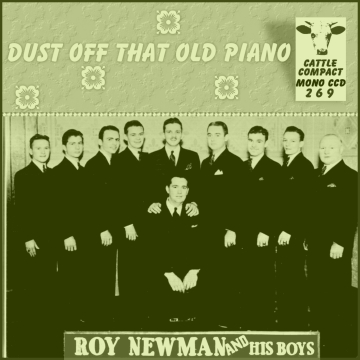 Roy Newman - Dust Off That Old Piano = Cattle CCD 269